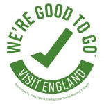 Visit England 'We're Good to Go' accreditation logo